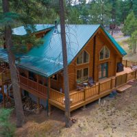 Cloudcroft Cabin